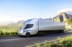 Tesla Semi electric truck found to recover from winter testing before production